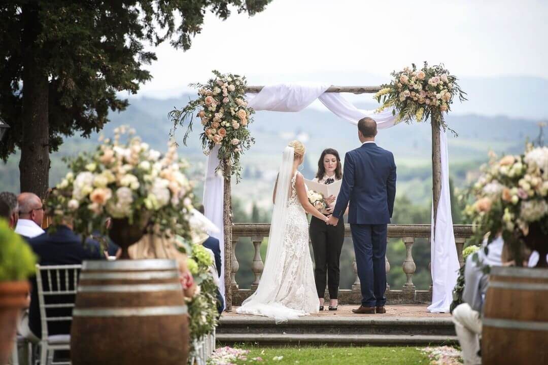 villa per matrimoni